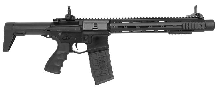 Review G&G AR-15 PDW.